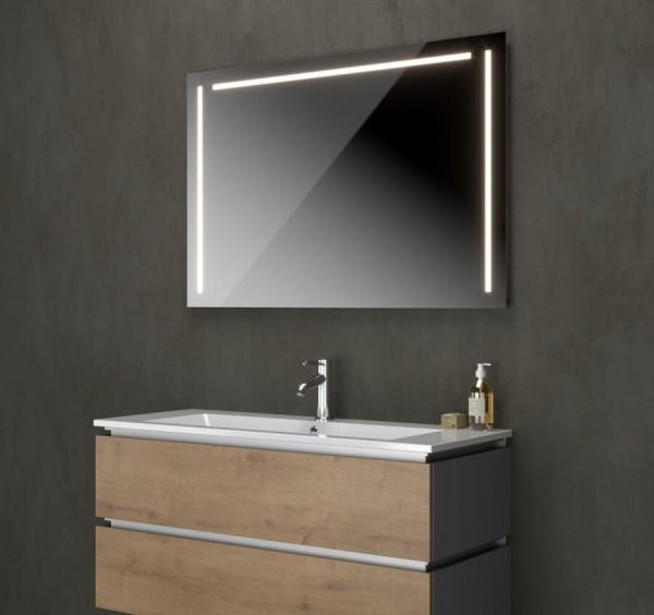 Wandspiegel mit Beleuchtung Imperia