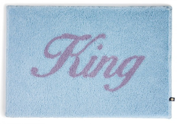 Wunsch Badezimmerteppich King & Queen