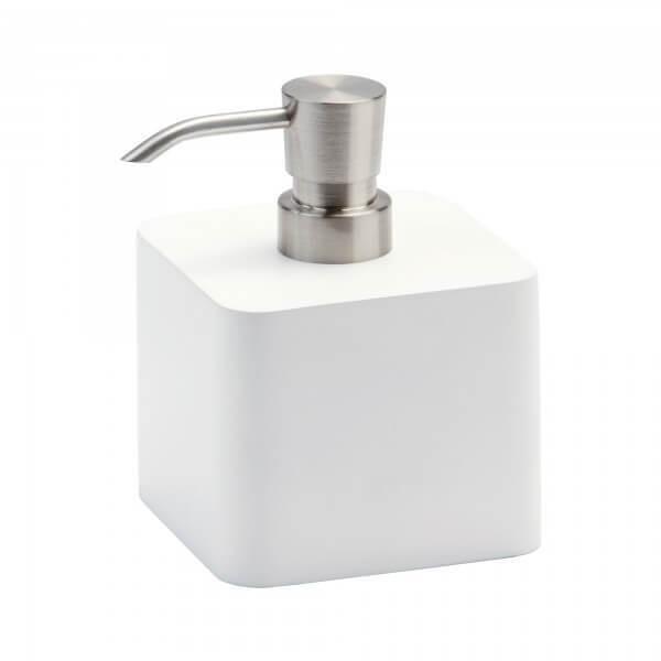 Ona-Seifenspender mittel-weiß 230 ml