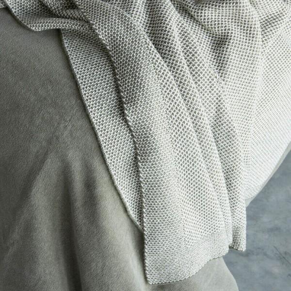 Wohndecke mit Woll-Finish Burton