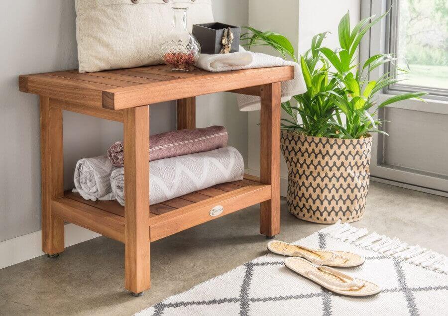 bank f r badezimmer spa. Black Bedroom Furniture Sets. Home Design Ideas