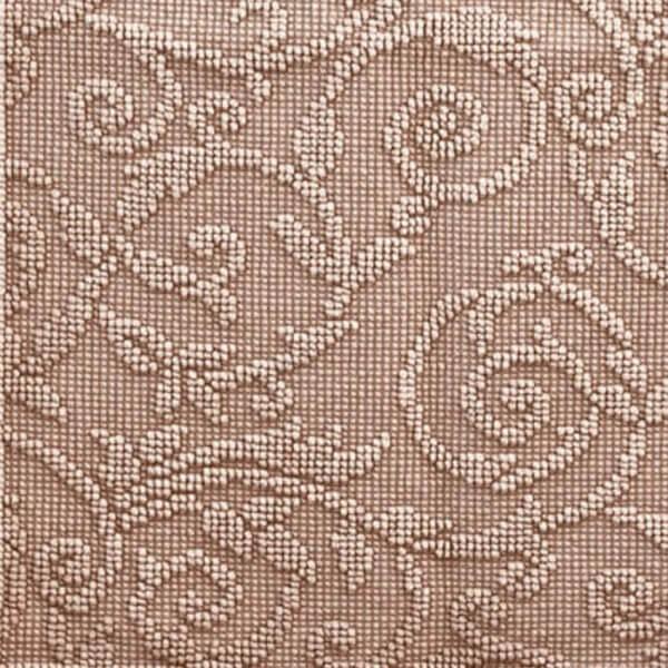 Badvorleger Paisley natur 60 x 100 cm