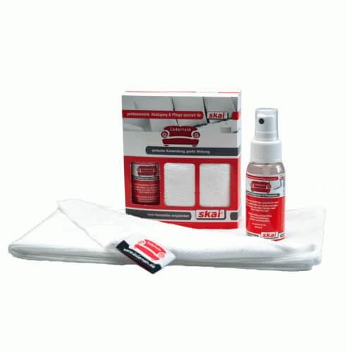 Kunstleder-Pflege Mini Set