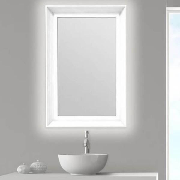 LED Badezimmerspiegel Argento