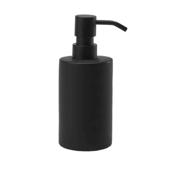 Forte-Seifenspender klein-schwarz