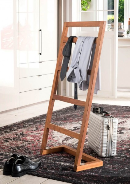 Handtuchhalter | stiller Diener Holz