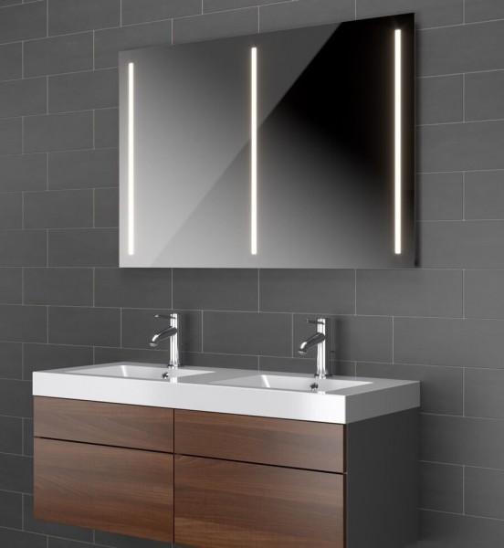 Wandspiegel mit Beleuchtung Raveo