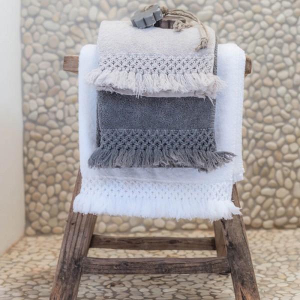 Schöne Handtücher aus Baumwolle Carine