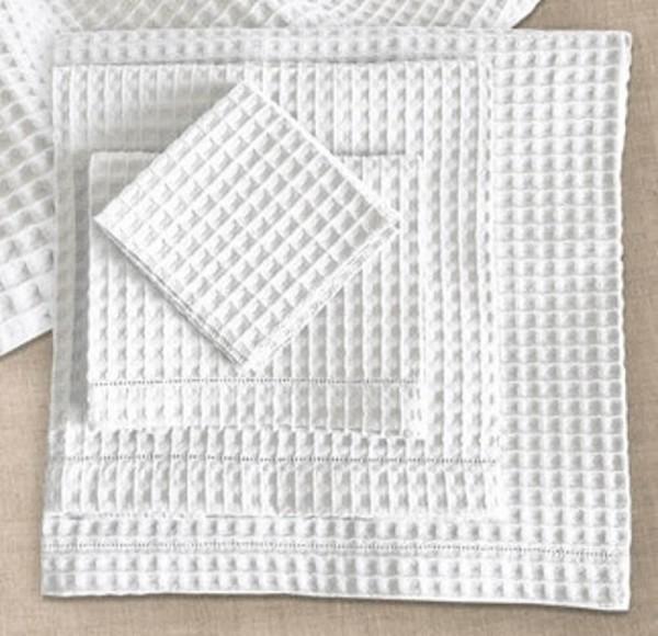 Waffelpiqué Handtuch