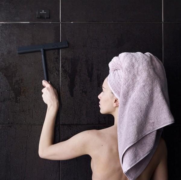 Duschkabinenabzieher mit Aufhängung Arvid