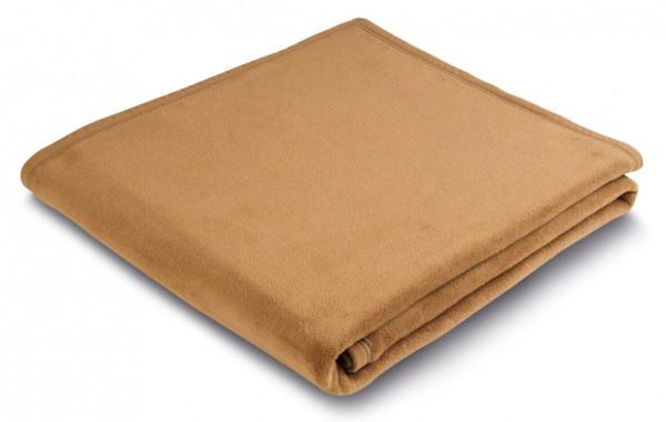 Couchdecke Soft & Cover-kamel-220 x 240 cm