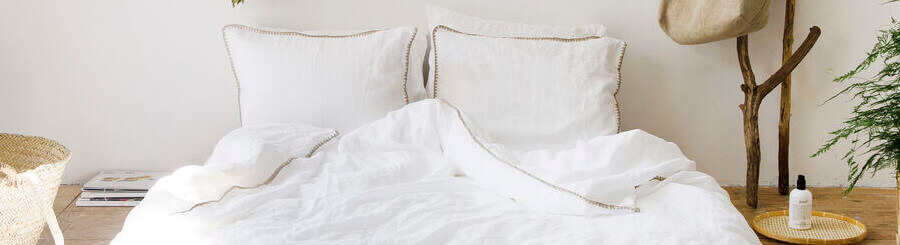 Hochwertige Bettwäsche