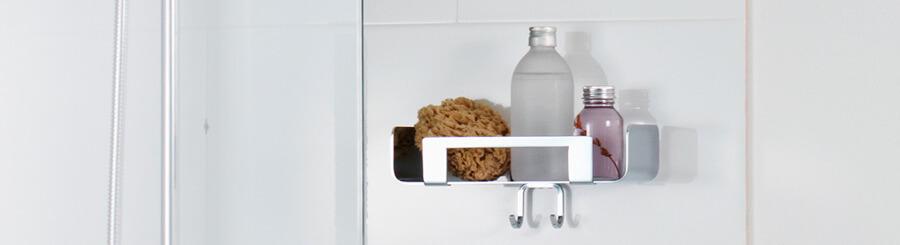 Gut bekannt Duschkorb ohne bohren » einfach kleben | dawelba.de CT42
