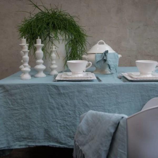Tischdecke aus Leinen Maxime