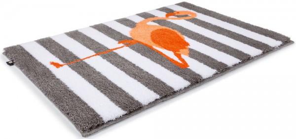 Maß-Badteppich Flamingo