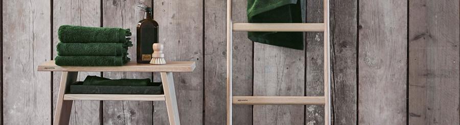 Badaccessoires Holz