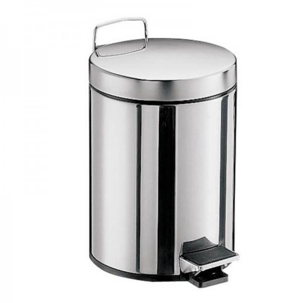 Badmülleimer rund-5 Liter | Emco