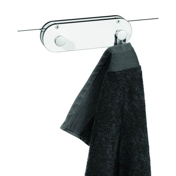Duschhaken für Glaswand Sky
